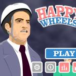 【Happy Wheels】あの車輪ゲーがiOSに登場した