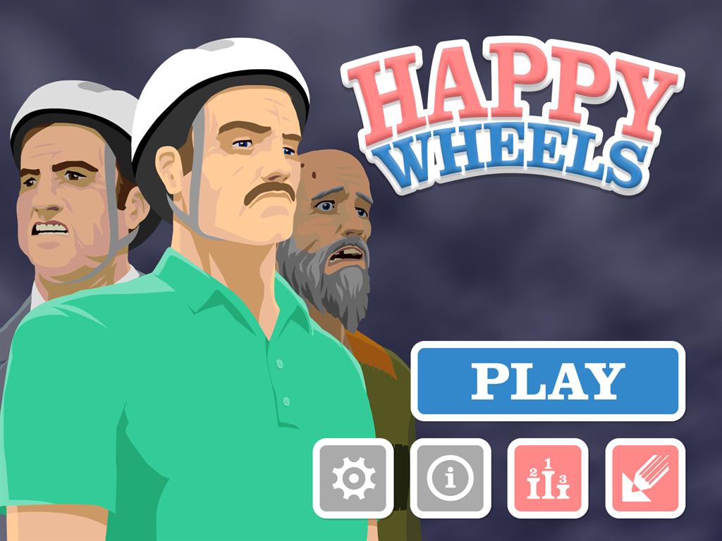 【Happy Wheels】iOS版で作成したステージを不特定多数とシェアする方法