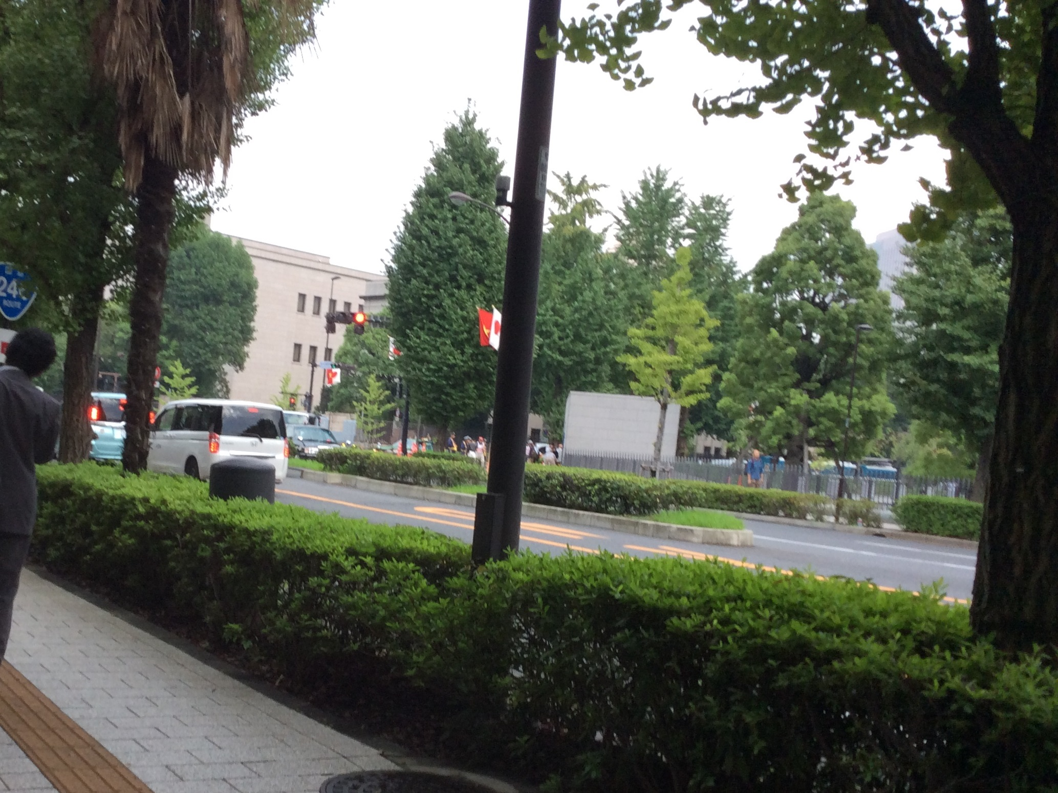 永田町を散歩してきた