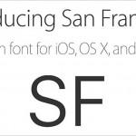 San Francisco フォントをCSSで指定するには