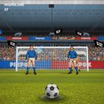 今週のApp – 決勝シュートを決め続けるゲーム「Flick Kick Football」