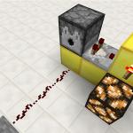 【Minecraft PE 0.14】レッドストーンコンパレーターの使い方