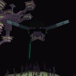【Minecraft PE】ver 1.0の新要素:果ての世界(エンド)を探検する